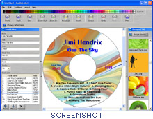 AudioLabel CD Labeler