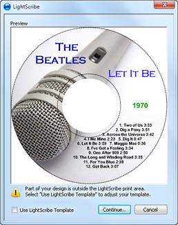 Lightscribe system software free download and software reviews.